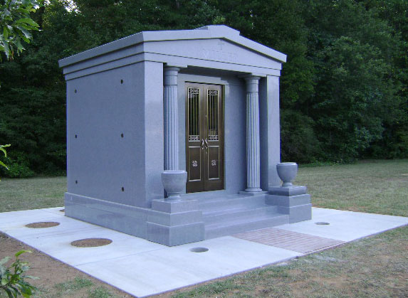 Cost Of Building A Mausoleum